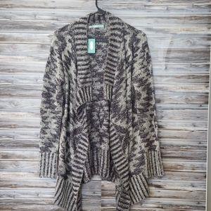 Maurices cardigan sweater size medium NWT